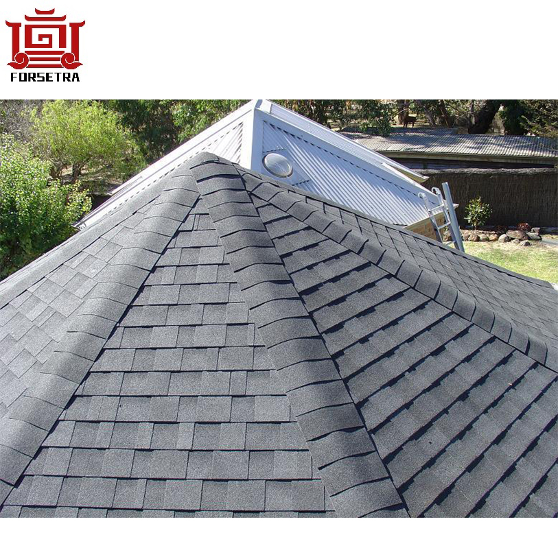 Wholesale Dealers of 25 Year Asphalt Shingles - Lowest Wholesale Asphalt Shingles Laminated Roofing Price From Fiberglass Asphalt Shingles Roofing Materials Manufacturer – Forsetra
