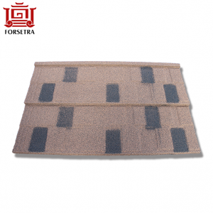Quality Homate Anti Fade Stone Coated Roofing Sheet With 50 Years Warranty