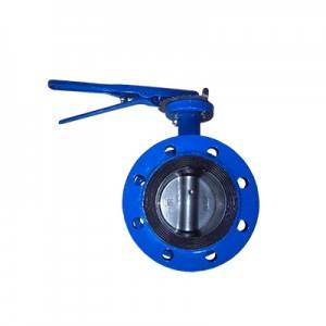 China Wholesale Bray Butterfly Valves Factory - FD01-BV1DF-3L(Double flanged Butterfly Valve–Handle Operation)  – Fortis