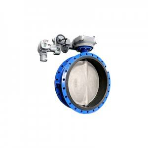 China Wholesale Threaded Butterfly Valve Factory - FD01-BV1DF-2E(Double flanged Butterfly Valve–Electric actuator)  – Fortis
