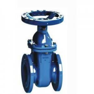 Cheap price 6 Inch Gate Valve - FGV01-F4-16(DIN 3352-F4 Rising Stem Seat Gate valve)  – Fortis