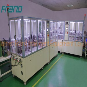 Stable 6000W Automatic Assembly Line For Solid State Relay