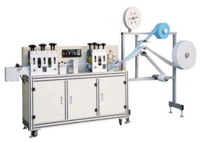 10KW 30-40PCS / Min Automatic Face Mask Making Machine Featured Image