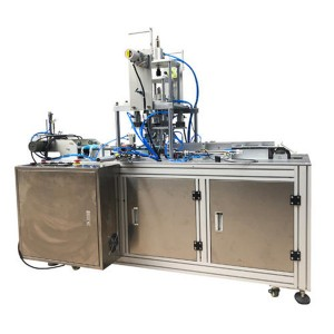 220v 50HZ Ear Loops Non Woven Fabric Making Machine