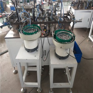 FRAND American Type 2.5KW Hose Clamp Making Machine