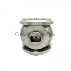Metal to Metal ball and seat QC M01