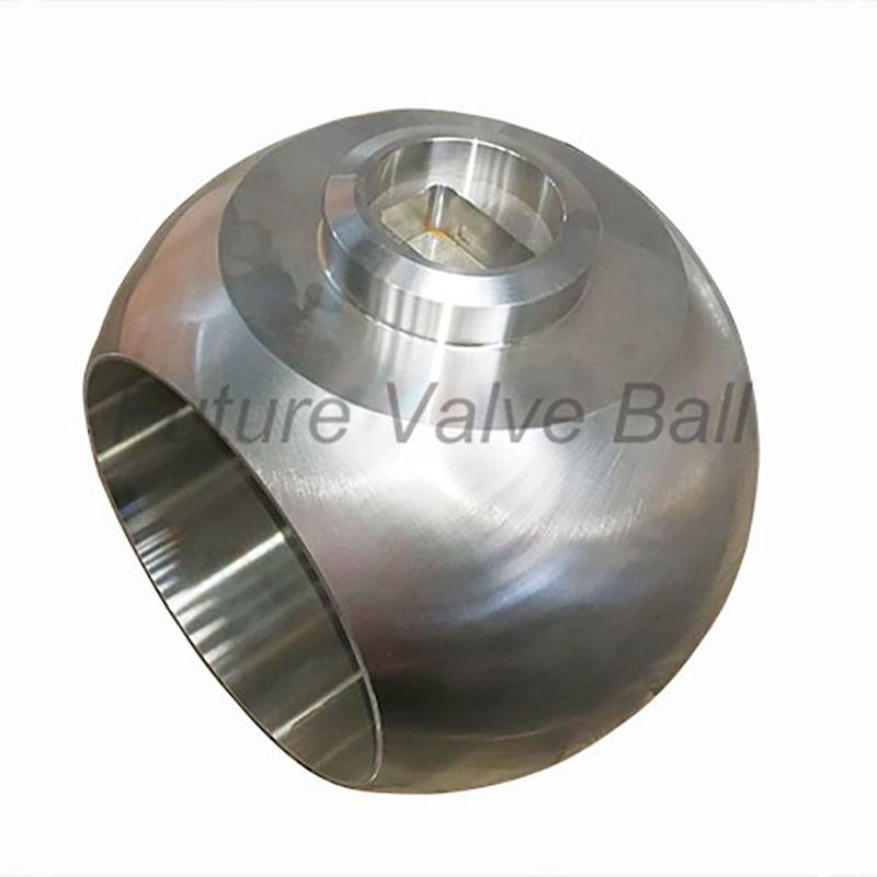 Trunnion ball QC-T05 Featured Image
