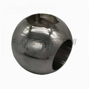 Trunnion ball QC-T06