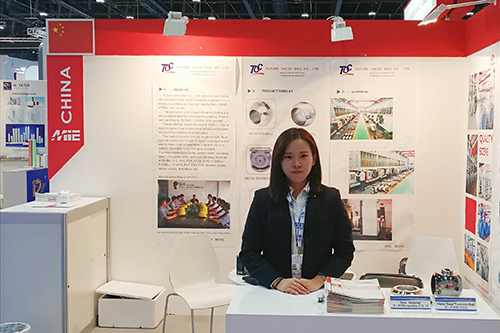 Welcome to visit us at booth No. 5A26-1