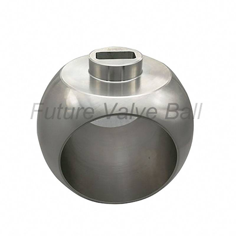 Trunnion ball QC-T01