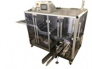 Full Servo Disposable Mask Making Machine Three Phase Four Cables System