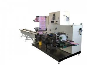 High speed Pillow type three side sealing packaging machine