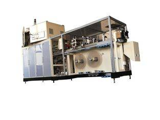 Gachn Multiple Piece Wet Wipes Making Machine 14KW Installation Power