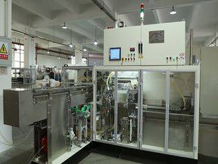 Gachn Brand Sanitary Napkin Packing Machine Mitsubishi Servo Driving