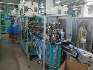 Sanitary Napkin Production Machine , Sanitary Pad Machine L6.3m×W1.5m×H2.0m Size