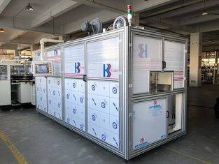 GM-089N Baby Diaper Packaging Machine Stable At 40 Bags/Min Packing Speed