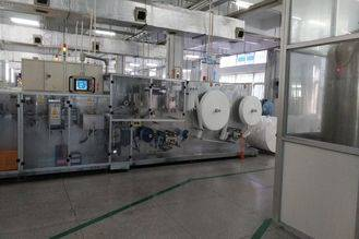 300 piece/min Speed Wet Wipes Production Line Singel Piece And 10 In One Packaging