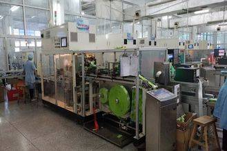 Professional Wet Wipes Packing Machine Three Phase Four Cables System