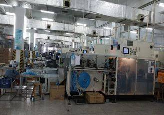 GM-088S Wet Wipes Packing Machine L5.5M * W1.5M *H2.0M Layout Size