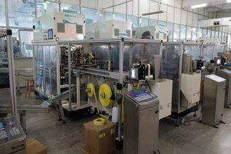 Wet Wipes Packing Machine Patented Bag-Pushing Structure Customization Servo