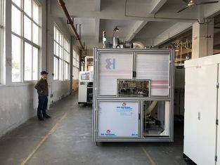 Full Automatic Accurate Packaging Machinery 40 Bags/Min Speed 4200Kg Weight