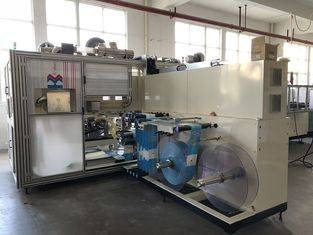 Rolling Film Baby Diaper Packaging Machine Full Auto Grade Full Servo Driving