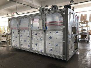 Full Servi  Full Servo Baby Diaper Machine / Adult Diaper Wrapping Machine