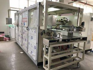 Professional Baby Diaper Packaging Machine , Automatic Adult Diaper Machine