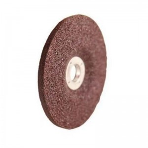 Hot sale Resin Bond Grinding Wheel - Depressed center wheel – Kaiyuan Chicheng