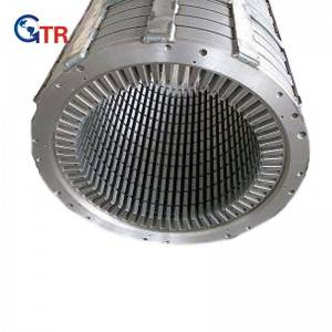 Top Suppliers Stator Core Lamination - Wind power stator – Gator