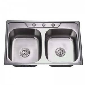 Double Bowls Without Panel DS8053
