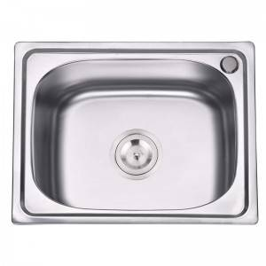 Single Bowl without Panel GE4739