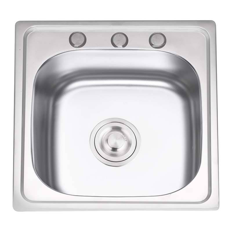 Single Bowl without Panel GE5445 Featured Image