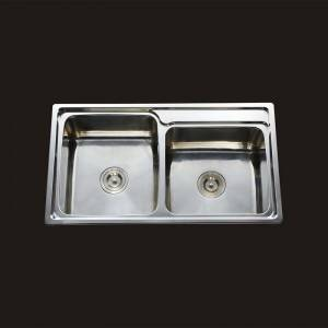 Double Bowls without Panel RDE8347
