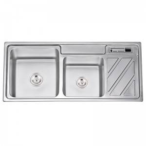 Double Bowls With Panel RS10048