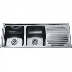 Double Bowls With Panel RS12046