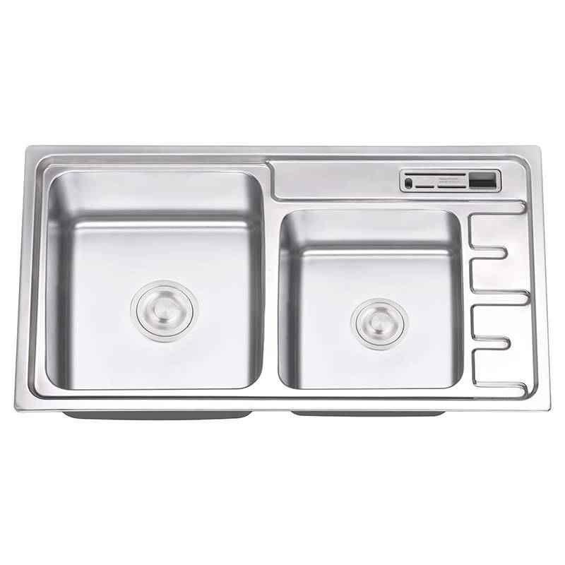 Double Bowls Without Panel RS8648A1 Featured Image