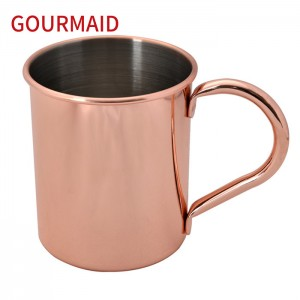 Dishwasher Straight Mule Mug