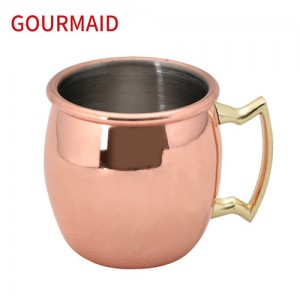Mini Moscow Mule Pure Copper Cup