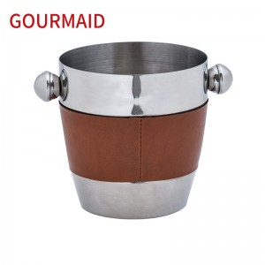 Metal Barrel Drink ware Ice Bucket
