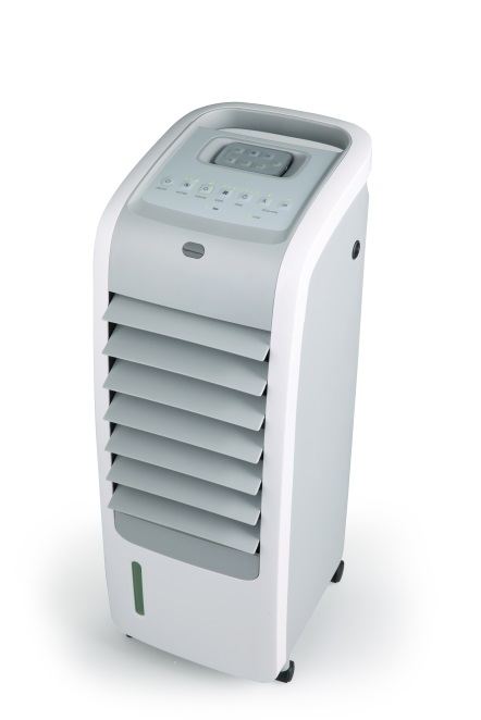 Can the air cooler be used for heating in winter?