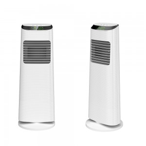 "DF-AT0500F(34"")Tower Fan,Anion,ECO Intelligent,with Remote Control,timer,90° horizontal oscillation,strong wind,LED display"