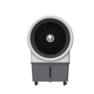 DF-AF8089C commercial air cooler with time presetting, digital control, LED display, 3D oscillation, big air flow, covering area 400-500m2