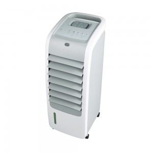 DF-AF2808C Portable 3-in-1 Evaporative Air Cooler with, Humidifier and Air Purifier Functions, 3 Fan Speeds with Oscillation, removable Water Tank, IMD control panel