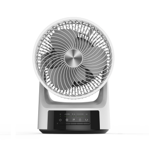 DF-EF0818A (8″) Air Circulator Fan, 360°Oscillation, with Timer