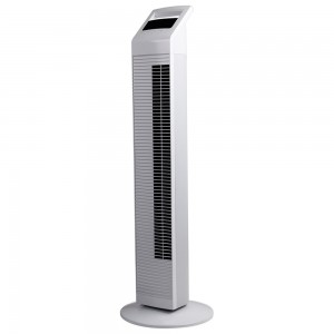 "DF-AT0310F(36"") Tower Fan,Detachable,Anion,with Remote Control,Strong wind,timer,90° horizontal oscillation,LED Display"