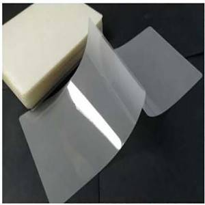 Card lamination base film