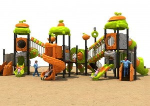 Provide unlimited wonderful children's play equipment for entertainment life