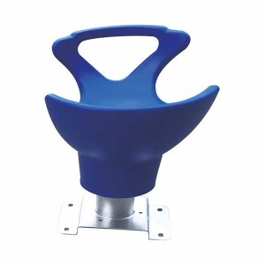 Best seller Children's playground equipment Swivel chair toy