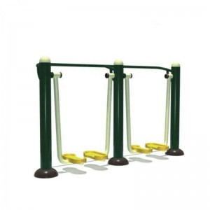 Hot selling outdoor playground fitness equipment